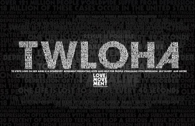 TWLOHA